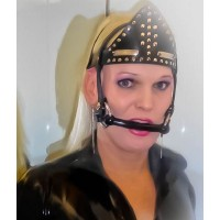 Head Harness - Ponygirl Shyanne Style